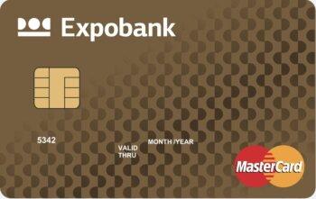 Экспобанк — кредитная карта